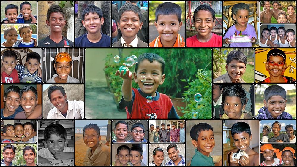 Festival de sourires de Galopins