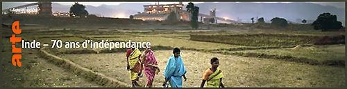 Inde - 70 ans d'indépendance sur ARTE