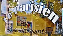 La vitrine du Parisien à Killarney Height