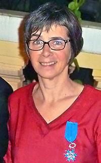 Fabienne, Chevalier de l'Ordre national du Mérite