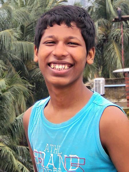 Shamim en juillet 2017