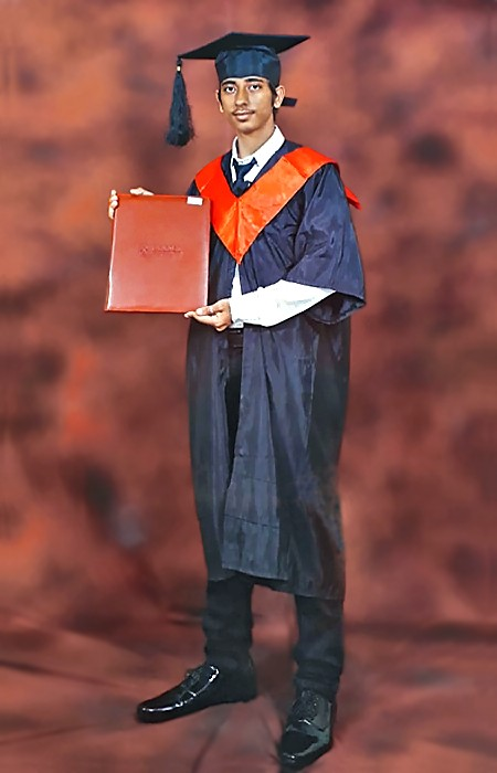 Sushil, Bachelor of Arts in English (Honours)
