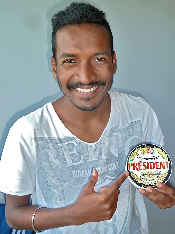 Jayanta: à Kolkata, son surnom est 'Le Président'