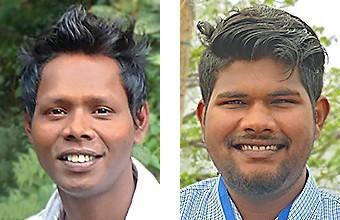 Rama et Sourav