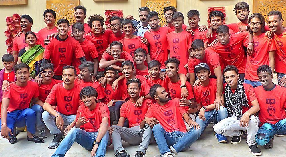 Les Galopins de Calcutta vous présentent leurs meilleurs voeux pour l'année 2020