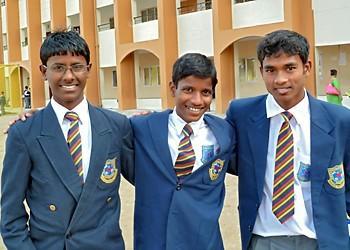 Rahim, Syed et Sanjit