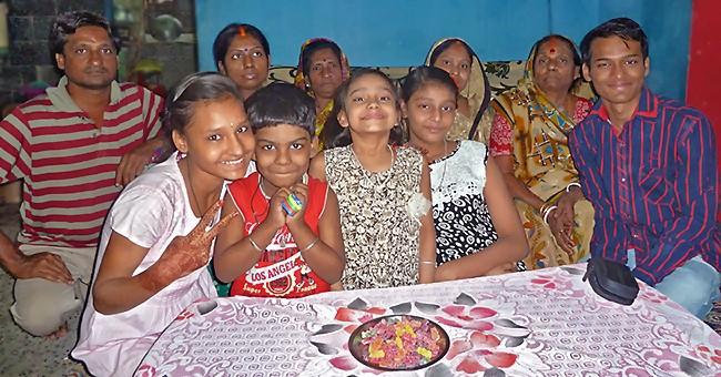 Rahul fête ses 18 ans