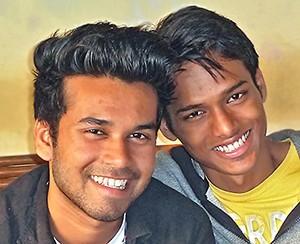 Mintu et Rahul