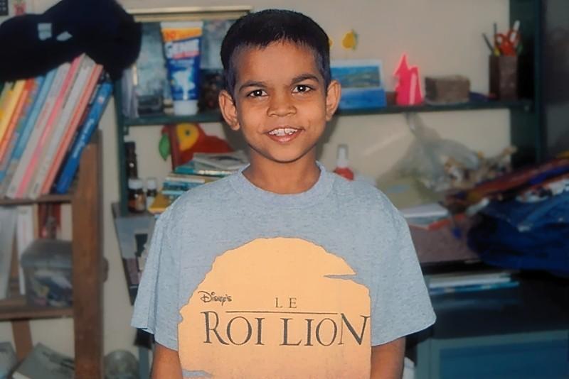 Sashi en novembre 2002