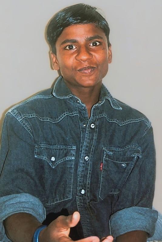 Antony en décembre 2002