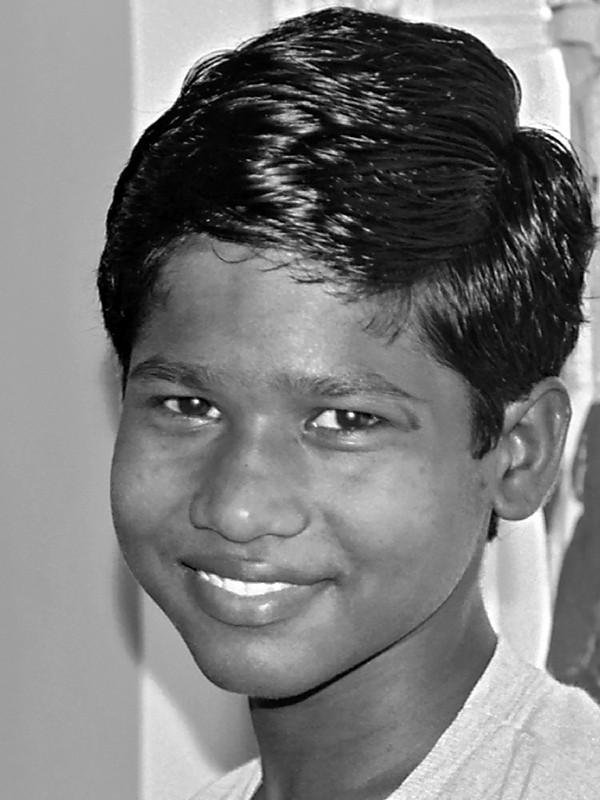 Prakash en 2001