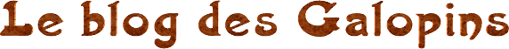 Le Blog des Galopins